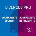 image concours licences journaliste de proximité et sport